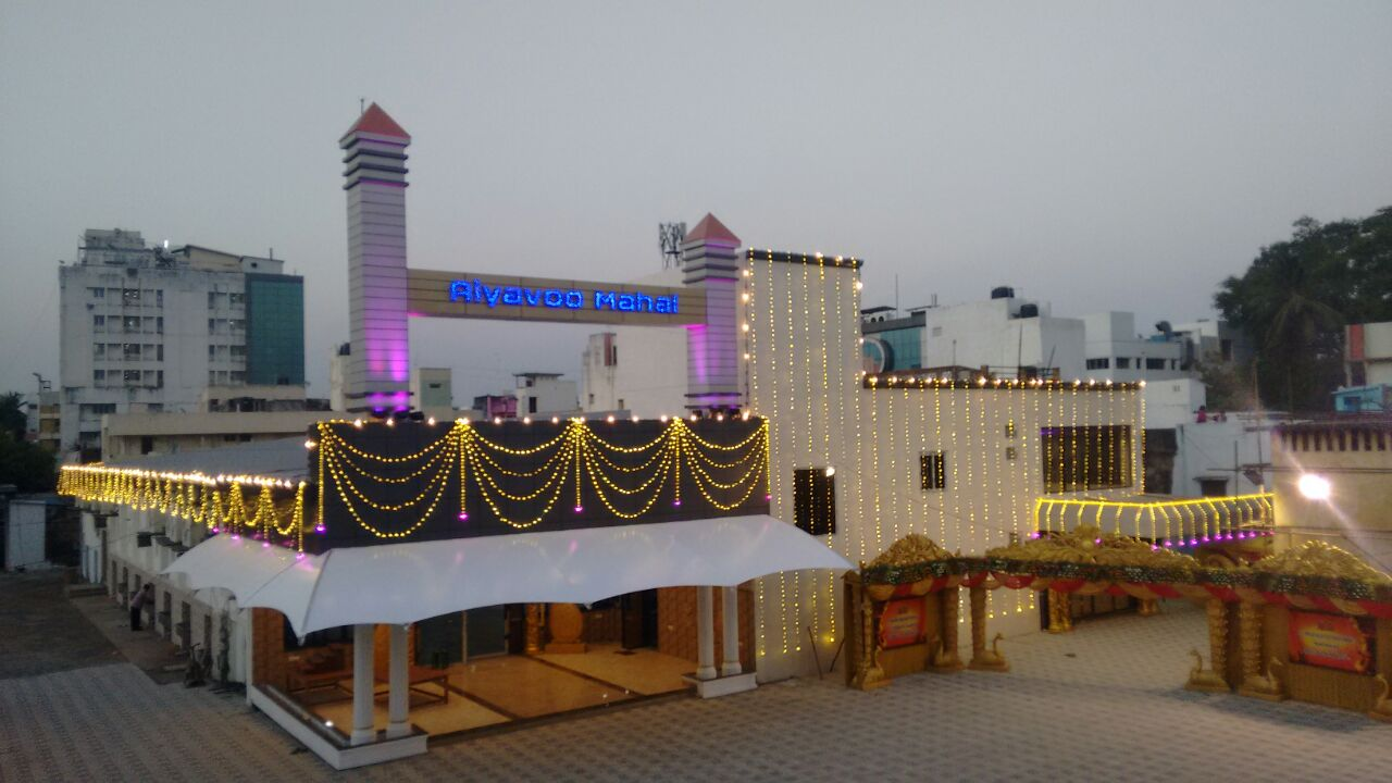event gallery rental aiyavoo mahal building