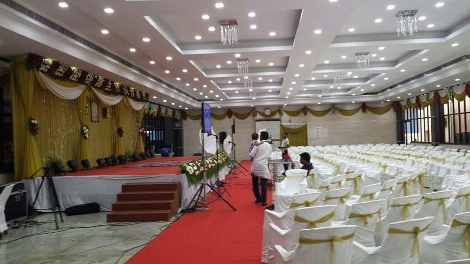 Mini A/C Halls at Anna Nagar, Chennai