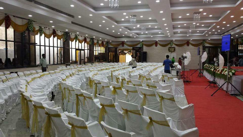Party halls in Anna nagar, Chennai