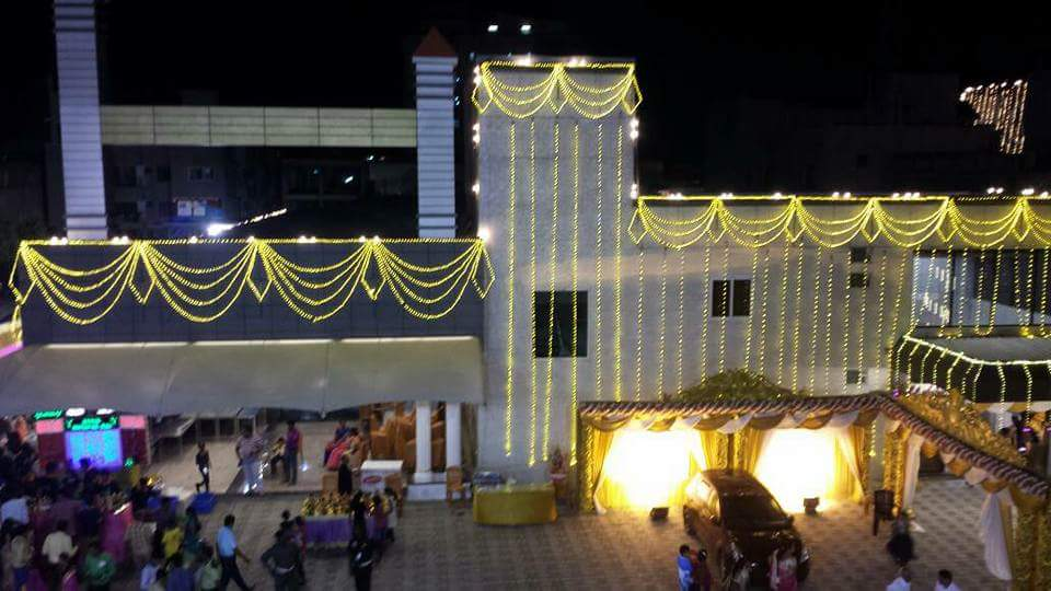 Banquet halls in Anna Nagar