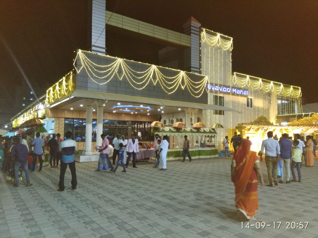 improvement indoor birthday occasion anna nagar