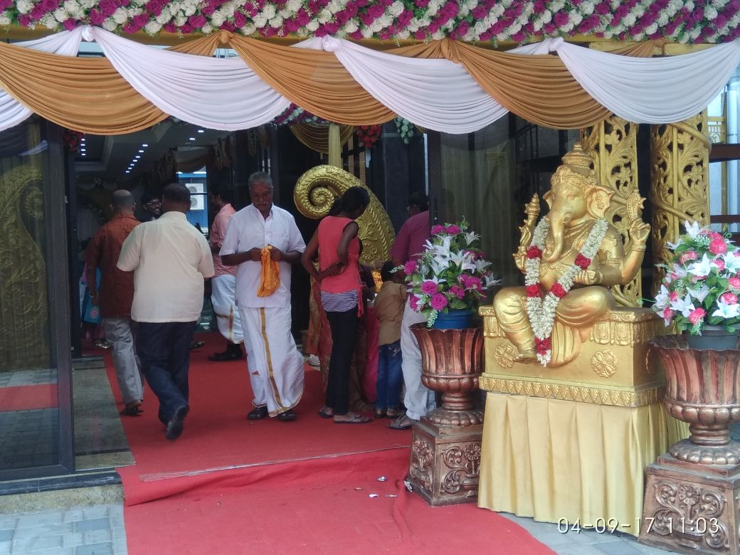 admirable tradition entrances