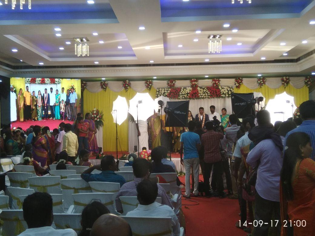 aiyavoomahal stage decoration fullview