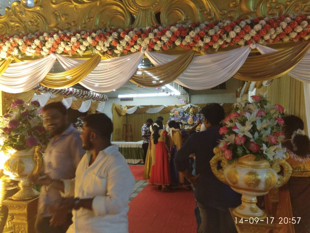 grand tie that binds Aminjikarai near anna nagar