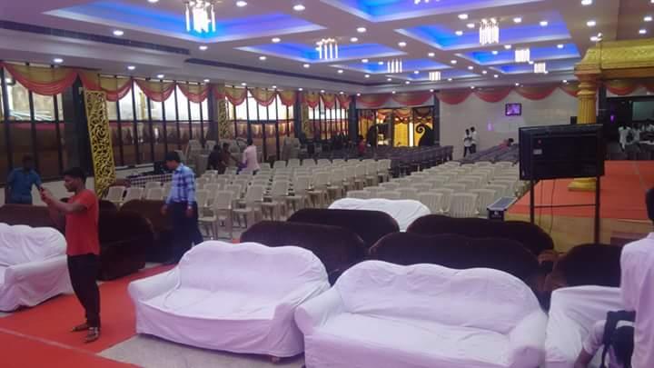 Mini part halls nearby anna nagar for children