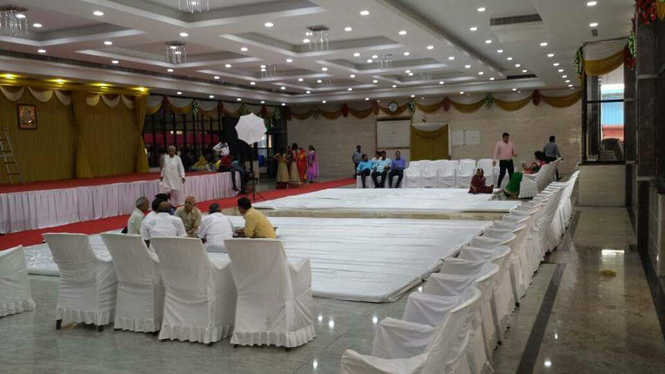 Mini A/C Birthday Party Halls