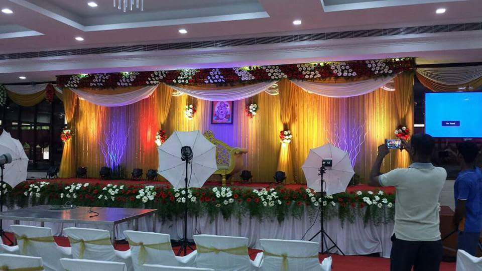 Birthday Party Halls in Anna nagar in various size