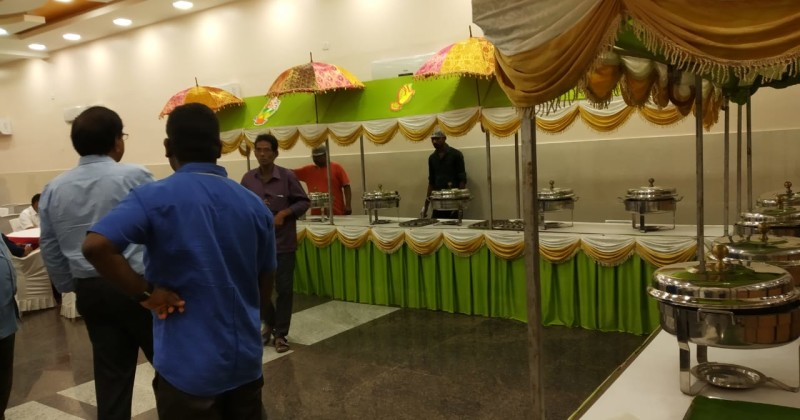 Suitable locations for Betrothal parties