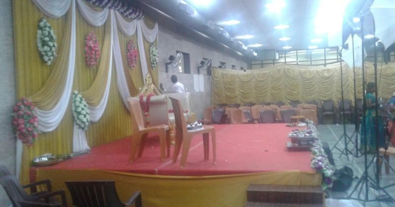 Marriage function hall with best vastu Influences