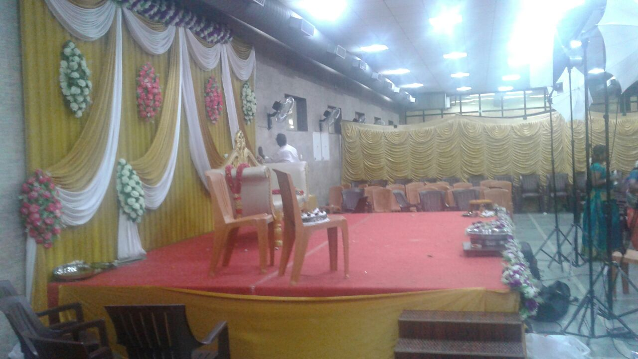 Marriage function hall with best vastu Influences