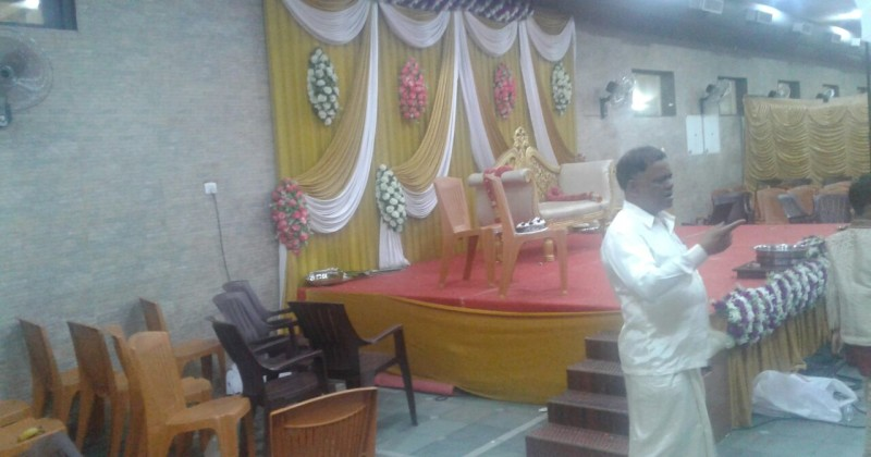Best Marriage hall decoration for your special day