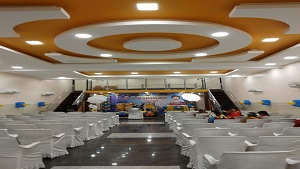 Small party halls Chennai